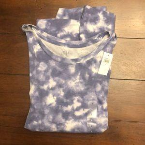 Women's Tie Dye Scoop Neck Shirt